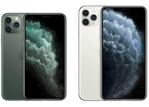 iPhone 11 models