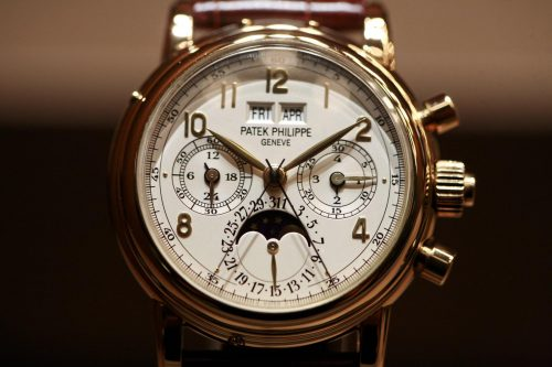 Patek-Philippe watch