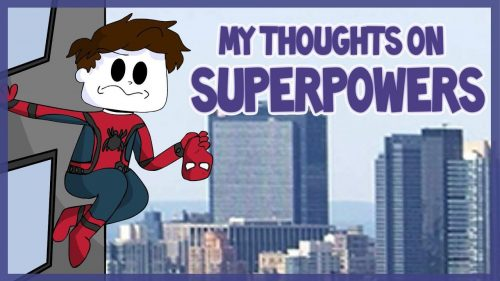 My thoughts on superpowers illustration