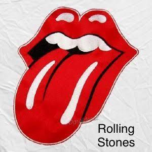 Tongue illustration - logo of Rolling Stones