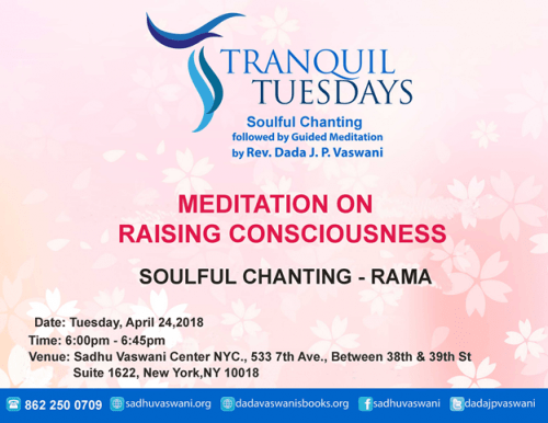 tranquil-tuesdays-apr-24- raising consiousness